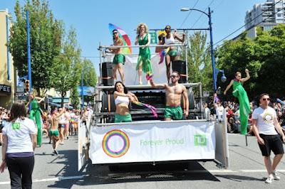 TD Pride Parade