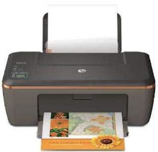 HP Deskjet 2512 Printer Drivers free