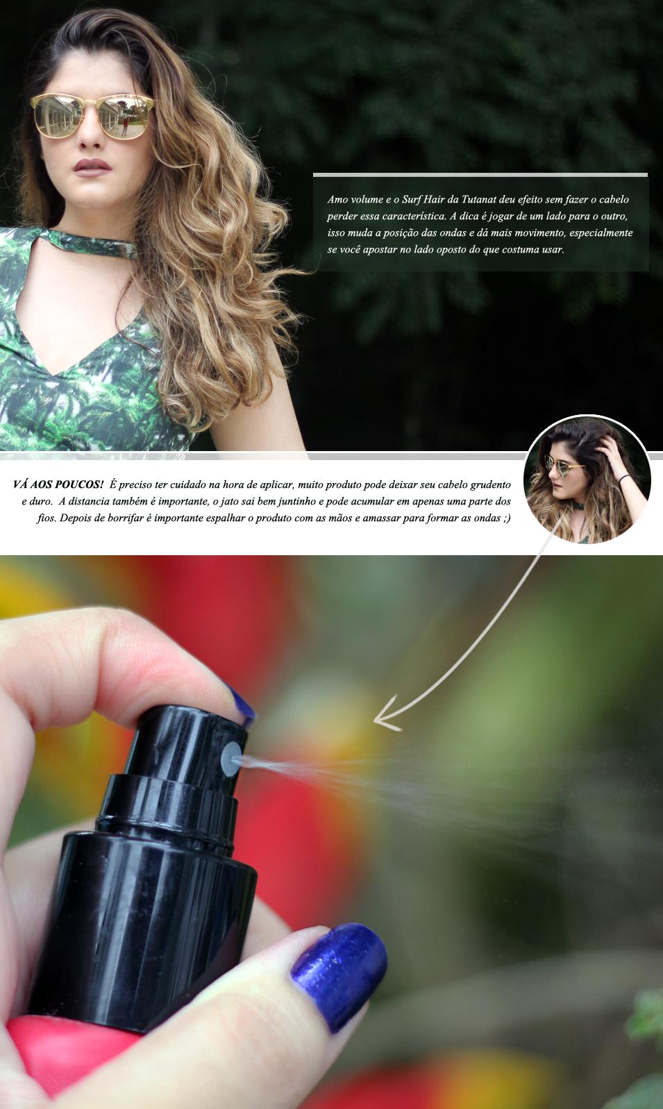 Ondas Com Finalizador: Resenha Surf Hair - Tutanat - Agenda Fashion