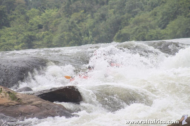 Rapid No. 1 Overtime, River Nile, Uganda