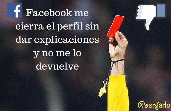Facebook, perfil, redes sociales, social media, explicaciones, fan page