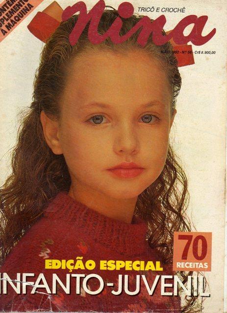 NINA Tricô e Crochê -Revista