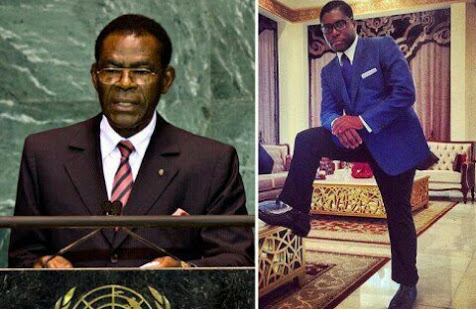 See African Country Where Father Is President & His Son Is The Vice President