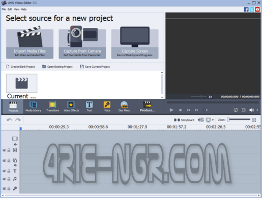 AVS Video Editor 8.1.2.322 Full Version