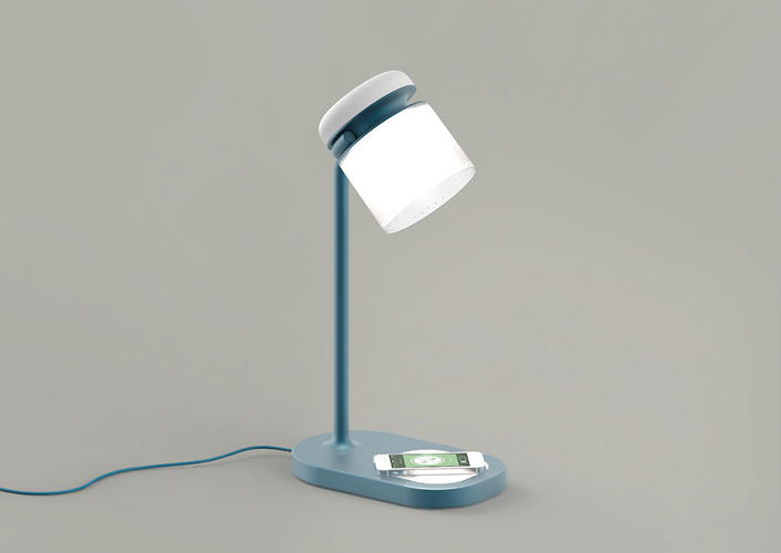the only way to turn on this work lamp turn off your phone led news. Black Bedroom Furniture Sets. Home Design Ideas