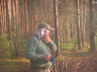Пеха - повар поисковик ледового побоища Александра Невского