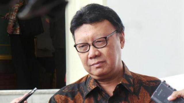 Banyak Kepala Daerah Kena OTT KPK, Mendagri Tjahjo Layak Diberi 'Penghargaan'