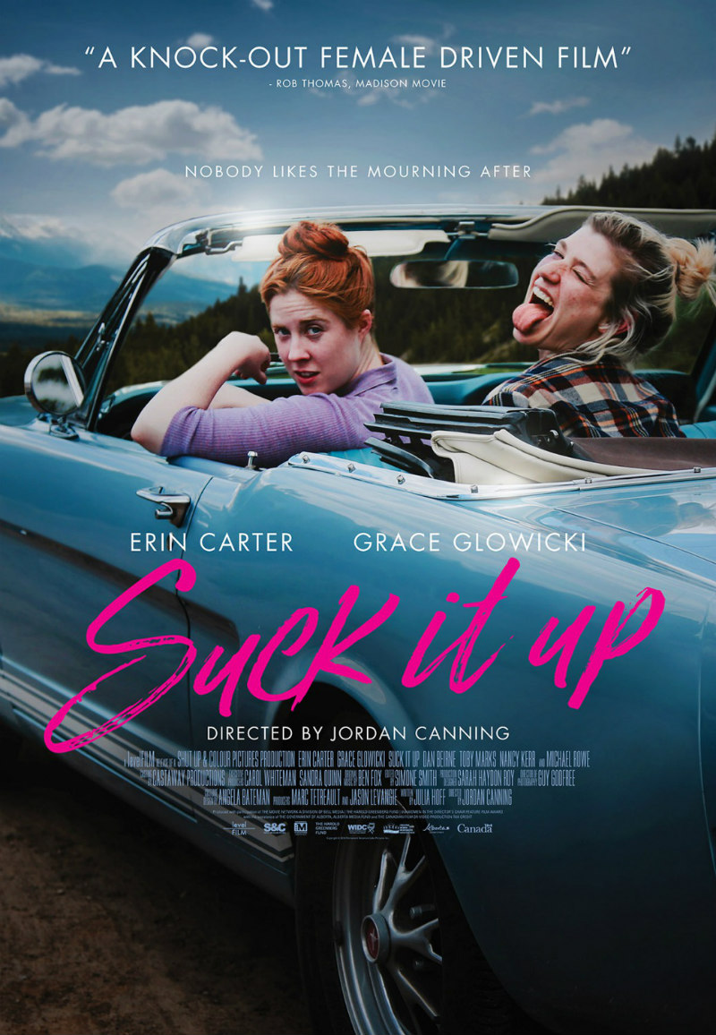 suck it up 2017 film poster