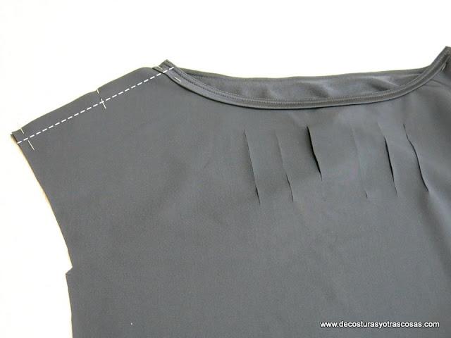 vestido para principiantes en la costura