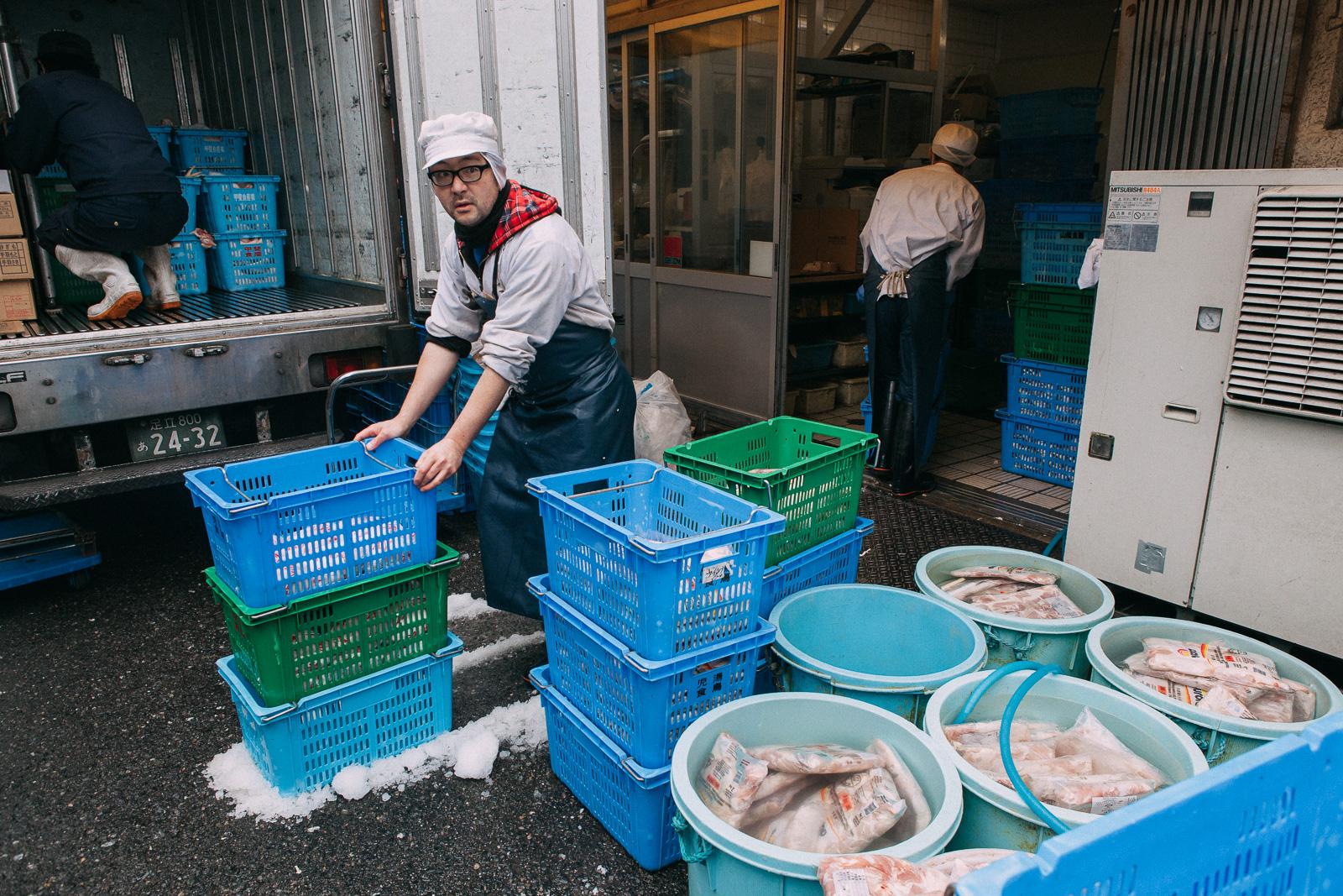 Weekend Guide to Tokyo Sensoji Temple Fish Market
