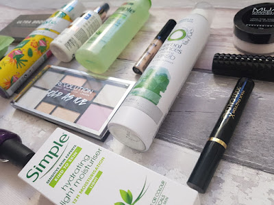 Massive Beauty Haul Chemist 4 U