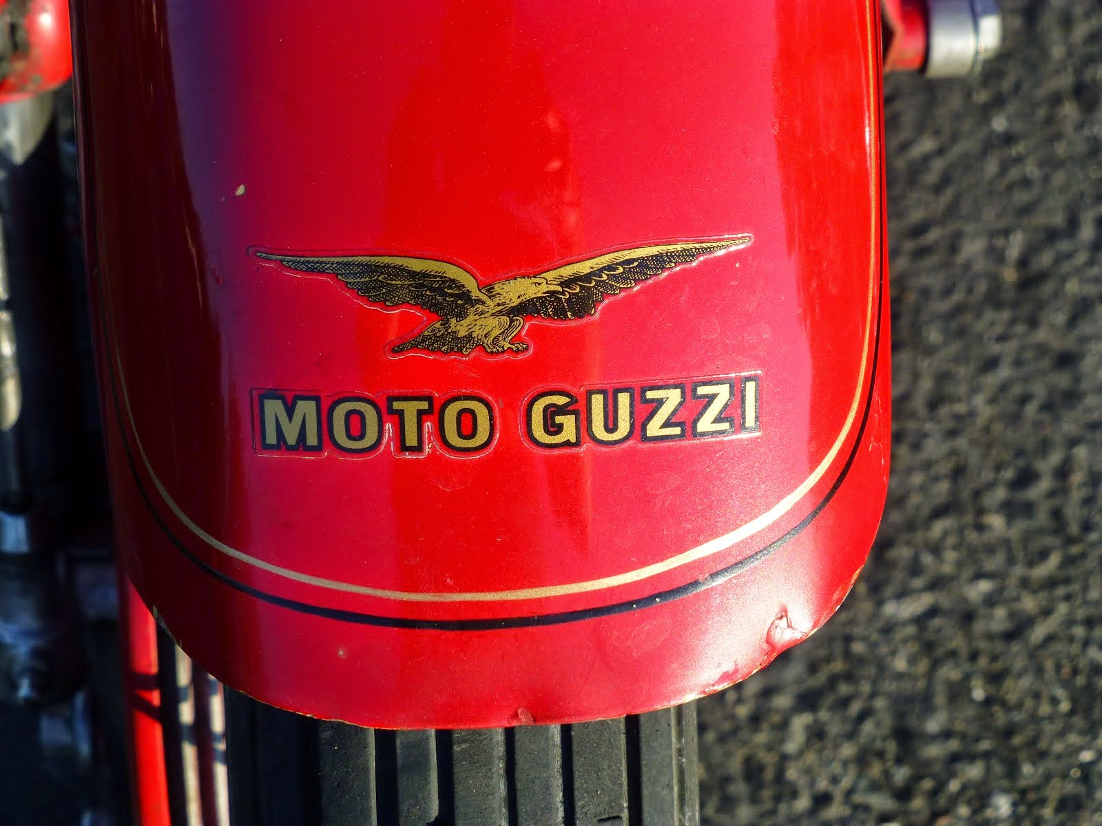 The Vintage Guzzi tour of Northern California