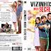 Capa DVD Vizinhos Nada Secretos