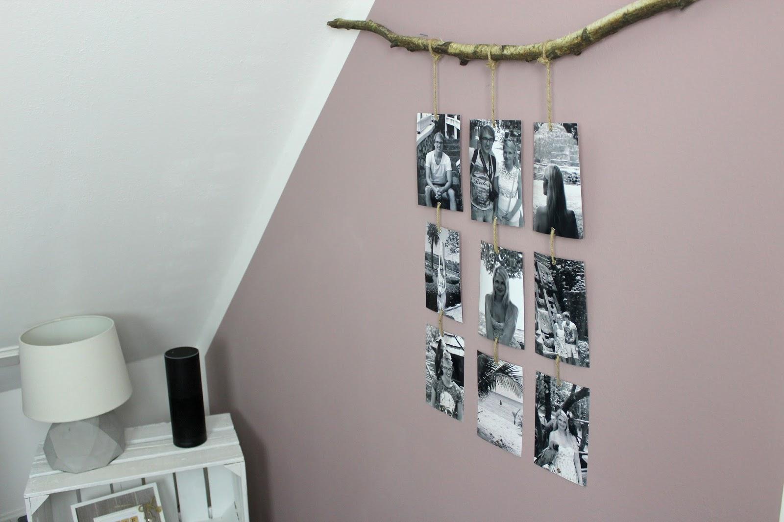 DIY Schlafzimmer Make Over - Vorher / Nachher mit tollen DIY und Einrichtungsideen in Kooperation mit Otto