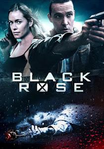 Black Rose Poster