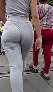 chicas hot pantalones yoga