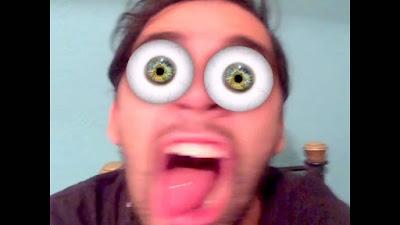 youtube, ojos saltones, ojos salidos