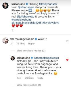 Kris Aquino Paid Angel Locsin An Early Tribute For Her Birthday! Read This!