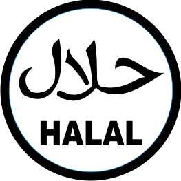 Vector All Logo Halal