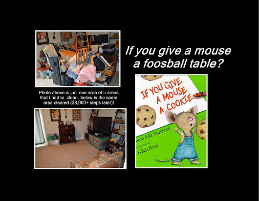 A Mouse, a Cookie or a Foosball Table?