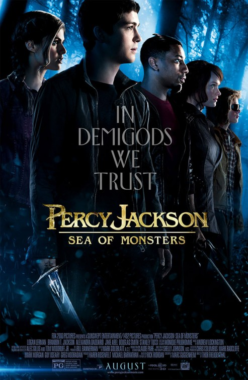Percy Jackson & the Olympians: Where Greek Mythology Comes to Life