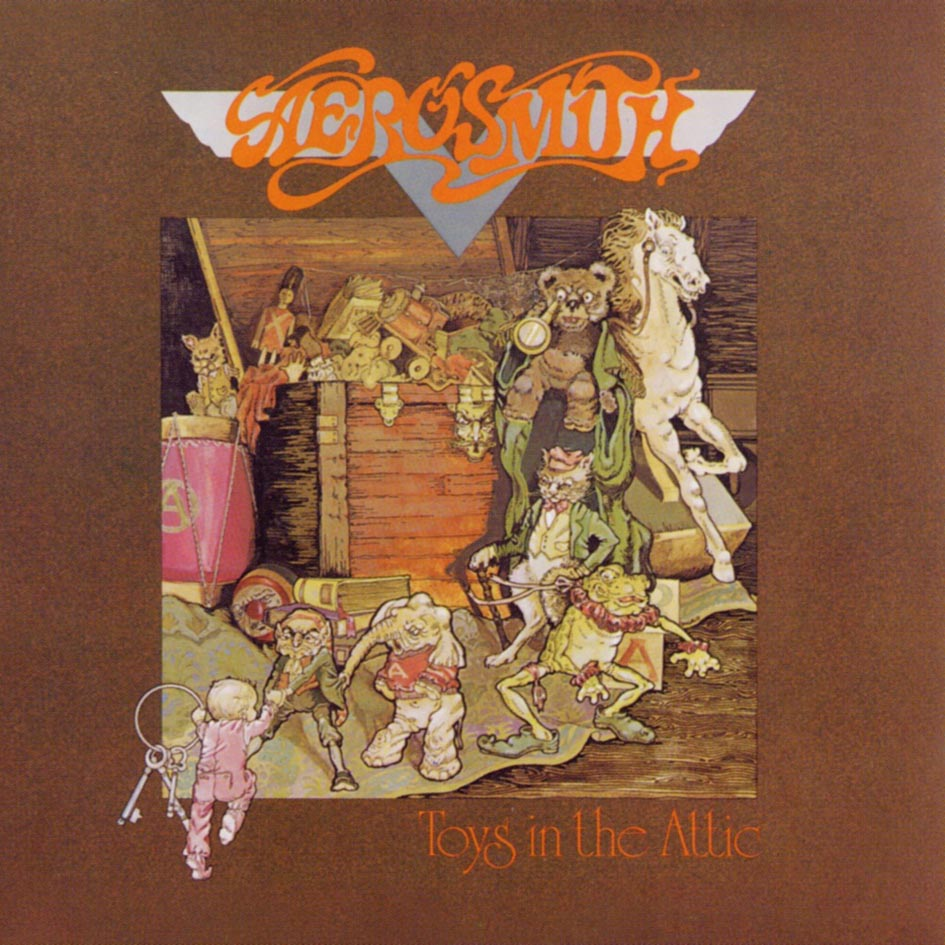 Reviews From Albums Toys In The Attic Aerosmith