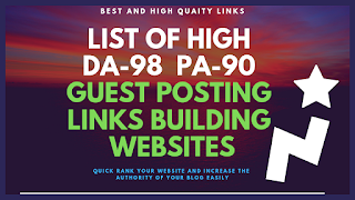 Best High Quality Guest Post Links Building Sites - RabbiBD