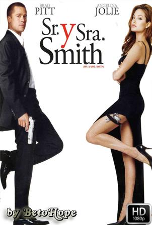 Sr y Sra Smith [1080p] [Latino-Ingles] [MEGA]