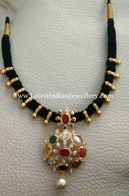 Navaratna Dori Necklace