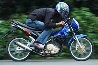 Bore Up Satria Fu 200cc