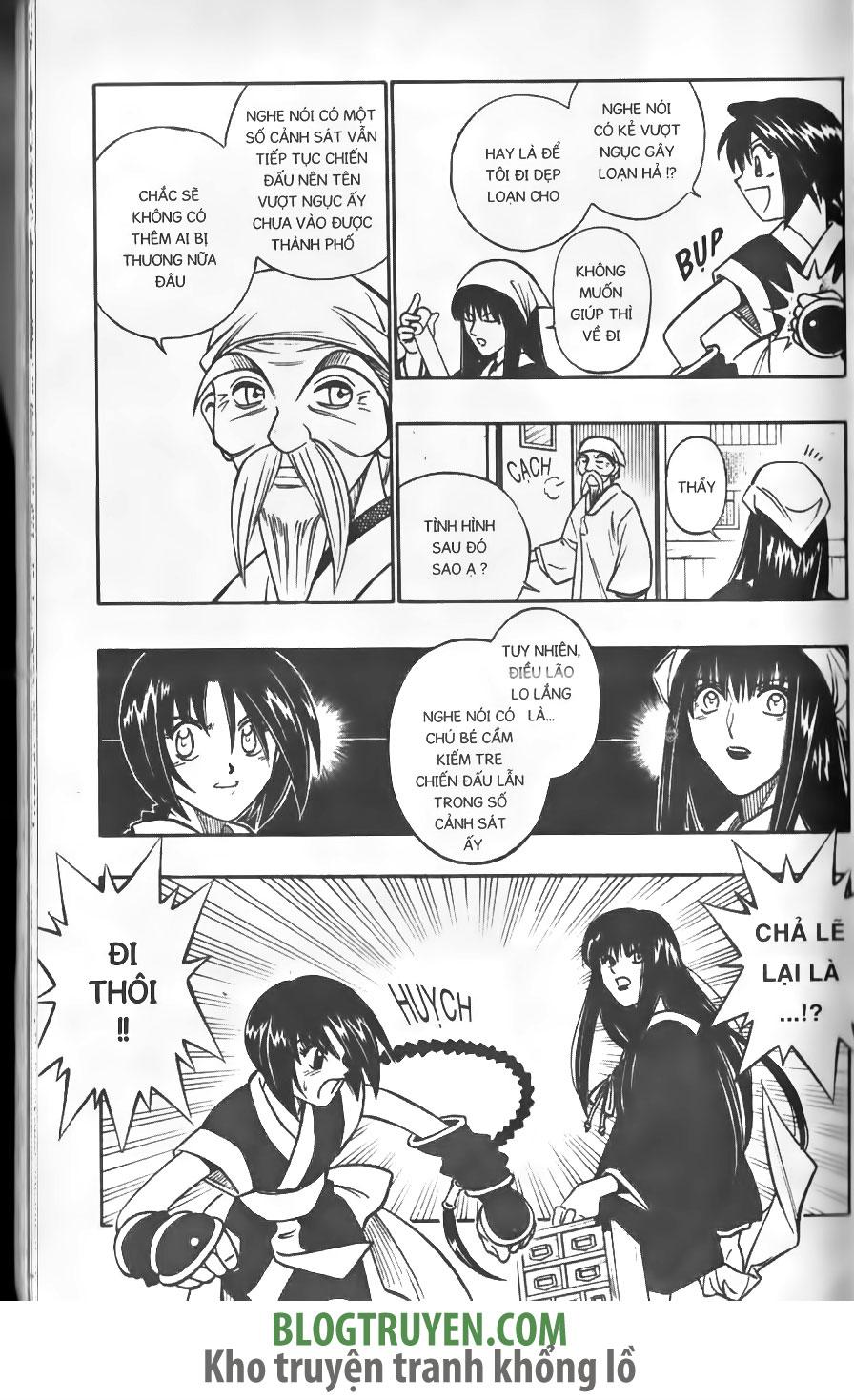 Rurouni Kenshin chap 222 trang 5