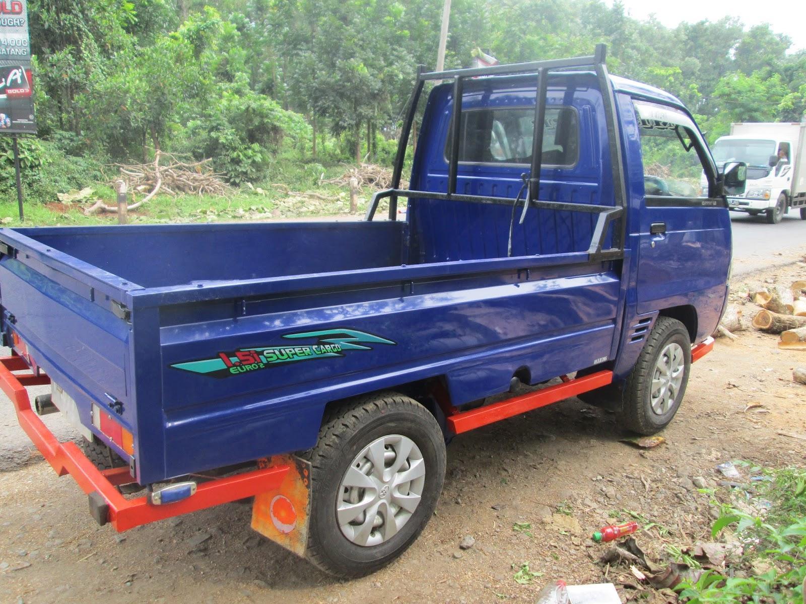 550+ Modifikasi Mobil Pick Up Futura Warna Biru Terbaik