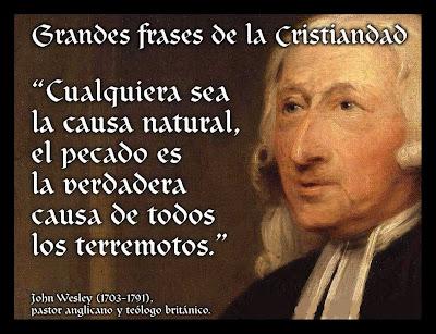 Frases Célebres El Pecado John Wesley