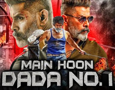 Main Hoon Dada No. 1 (Rajapattai) 2019 Hindi Dubbed 480p HDTV 350MB