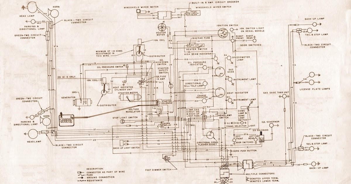 phscollectorcarworld: Tech Series: Studebaker Lark ...