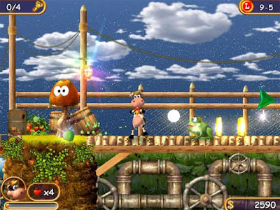 download game pc SuperCow