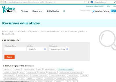 http://www.xplorehealth.eu/es/recursos-para-educadores?keywords=&module=All&categoria=3468