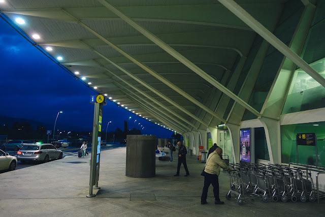 ビルバオ空(Aeropuerto de Bilbao)