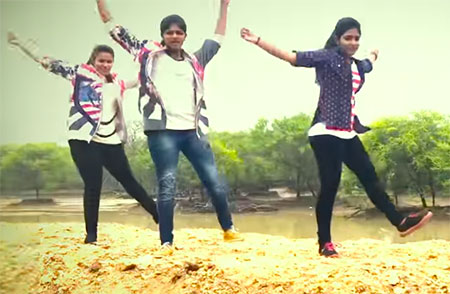 Macho Song I Thalapathy Vijay I A.R.Rahman l DSA Dance Company I Dance Cover