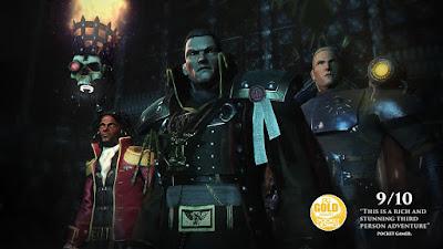 Tampilan game Eisenhorn XENOS