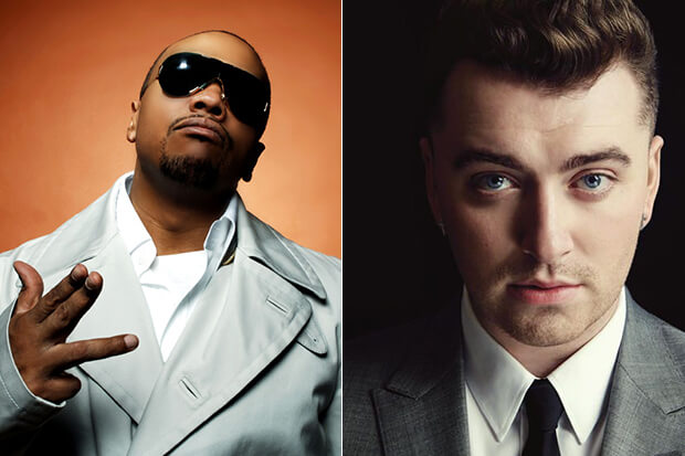 Sam Smith entra al estudio con Timbaland