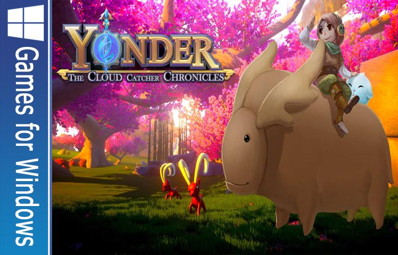 Yonder The Cloud Catcher Chronicles Cover www.gamerzidn.com