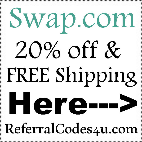 Swap.com Discount Codes 2016-2017, Swap.com Coupons July, August, September