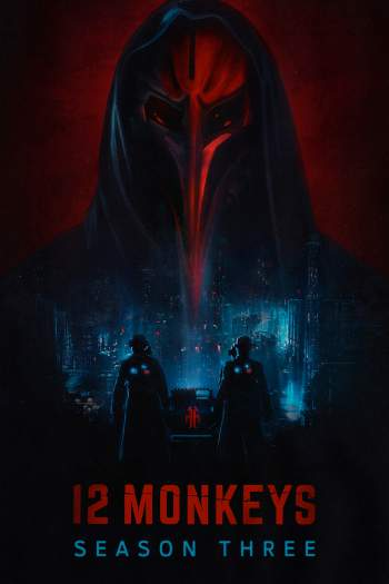 12 Monkeys 3ª Temporada Torrent - WEB-DL 720p Dual Áudio