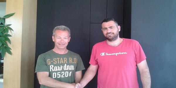 Ανανέωσαν την συνεργασία Νίκη Λευκάδας και Νίκος Δουβίτσας-Οι πρώτες του δηλώσεις
