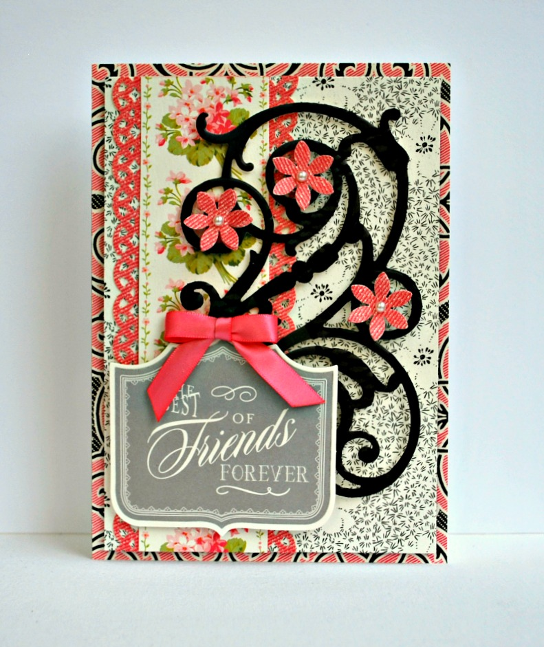 Crafty Creations With Shemaine New From Anna Griffin