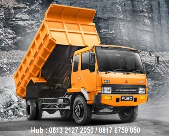 paket kredit dp ringan dump truck fuso 2020