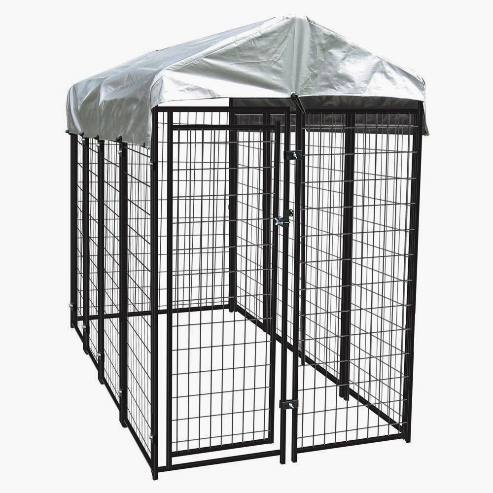 Professional stye kennel run for dogs, cats, rabbit and ferrets
