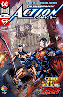 DC Renascimento: Action Comics #997