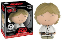 Dorbz Star Wars Luke Skywalker